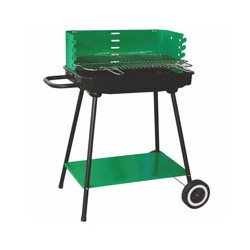 BARBECUE BASE METALLO
